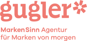 Logo gugler* MarkenSinn Agentur für Marken von morgen